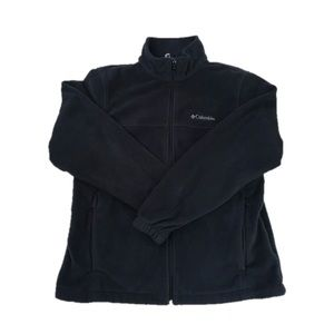 Columbia Men's Black Performance Jacket Size L